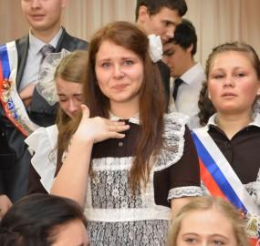 www.kadr32.ru Сергей Горбачук фото в школе последний звонок (15)
