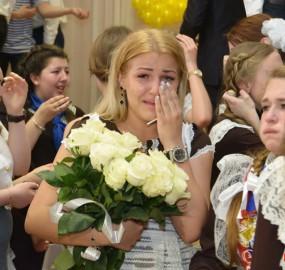 www.kadr32.ru Сергей Горбачук фото в школе последний звонок (16)