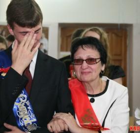 www.kadr32.ru Сергей Горбачук фото в школе последний звонок (18)