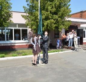 www.kadr32.ru Сергей Горбачук фото в школе последний звонок (2)
