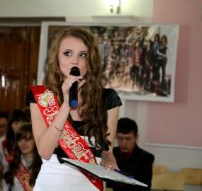www.kadr32.ru Сергей Горбачук фото в школе последний звонок (24)
