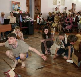 www.kadr32.ru Сергей Горбачук фото в школе последний звонок (25)