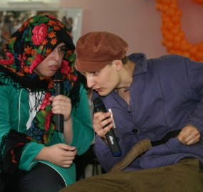 www.kadr32.ru Сергей Горбачук фото в школе последний звонок (28)