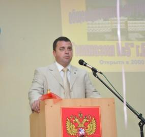 www.kadr32.ru Сергей Горбачук фото в школе последний звонок (32)