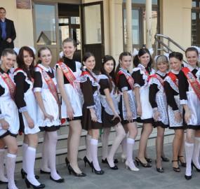 www.kadr32.ru Сергей Горбачук фото в школе последний звонок (37)