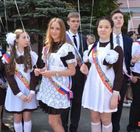 www.kadr32.ru Сергей Горбачук фото в школе последний звонок (6)