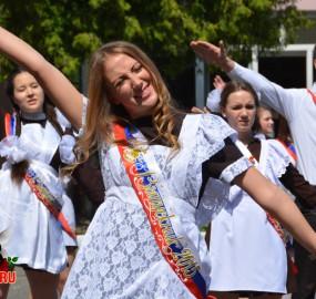 www.kadr32.ru Сергей Горбачук фото в школе последний звонок (8)
