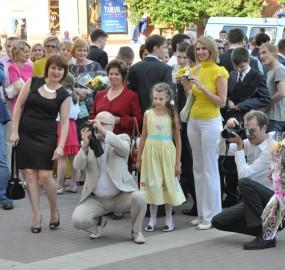 www.kadr32.ru Горбачук Сергей фото съёмка в школе в Брянске (2)